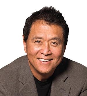 Robert Kiyosaki Headshot
