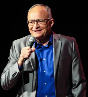 Comedian Brad Upton